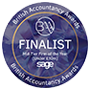 British Accountancy Awards Finalist Finalist